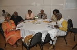 JAW Class of 1971 - Gwen and Rodney Slade, Ruby Oneal, Ernestine Spencer, Celestine Hudson and guest