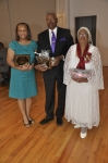 2013 Honorees:  Wanda Wilkinson, Steven Barber and Dimple Oneal