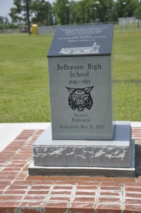 BHS Monument